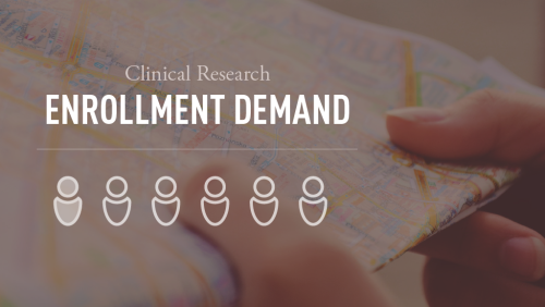 Clinical Research Enrollment Demand Feature Image