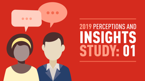 2019 Perceptions and Insights Study: 01