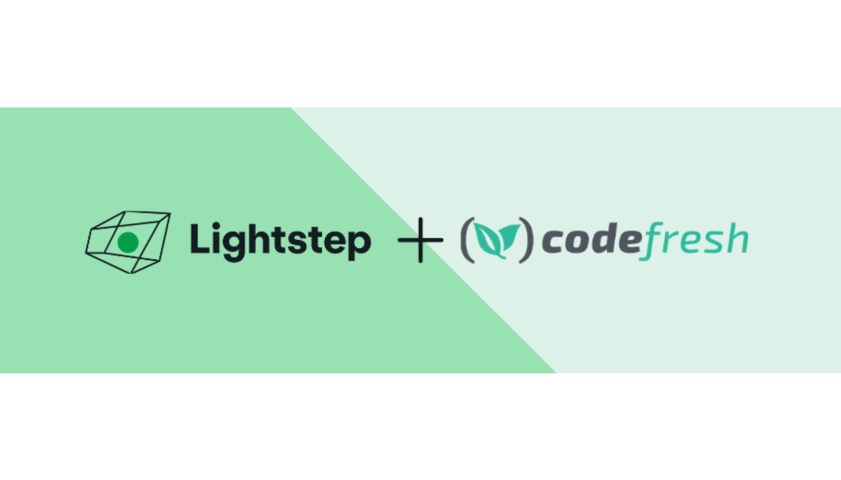 Optimize Your CI/CD Pipeline with Codefresh & Lightstep
