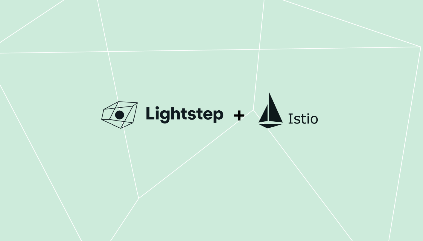 Integrating Lightstep with Istio