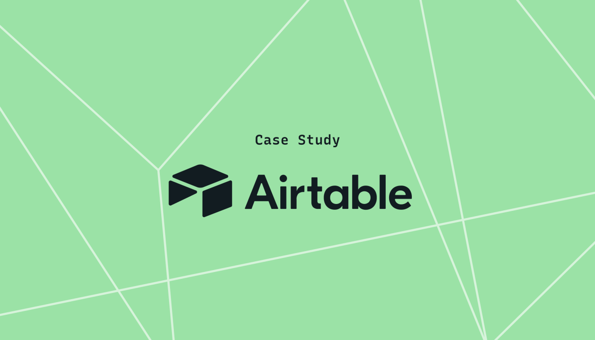 Airtable Proactively Improves Performance with Lightstep and Reduces Page Load Time by 1 Second for All Users