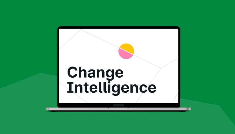 Announcing Change Intelligence