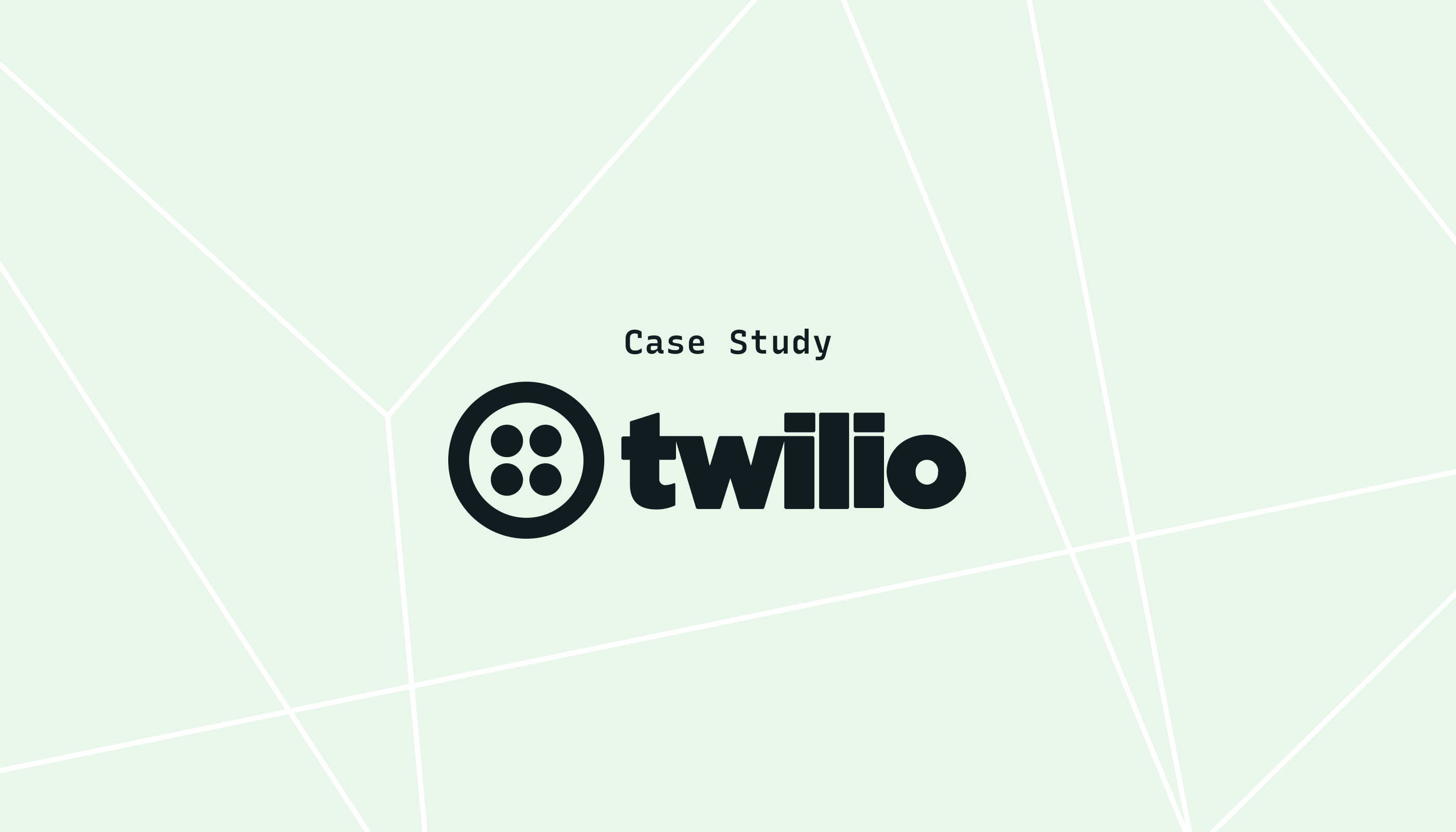 Twilio Improves Mean Time To Resolution (MTTR) by 92% with Lightstep
