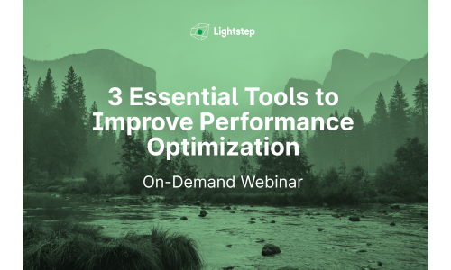 3 Essential Tools to Improve Performance Optimization