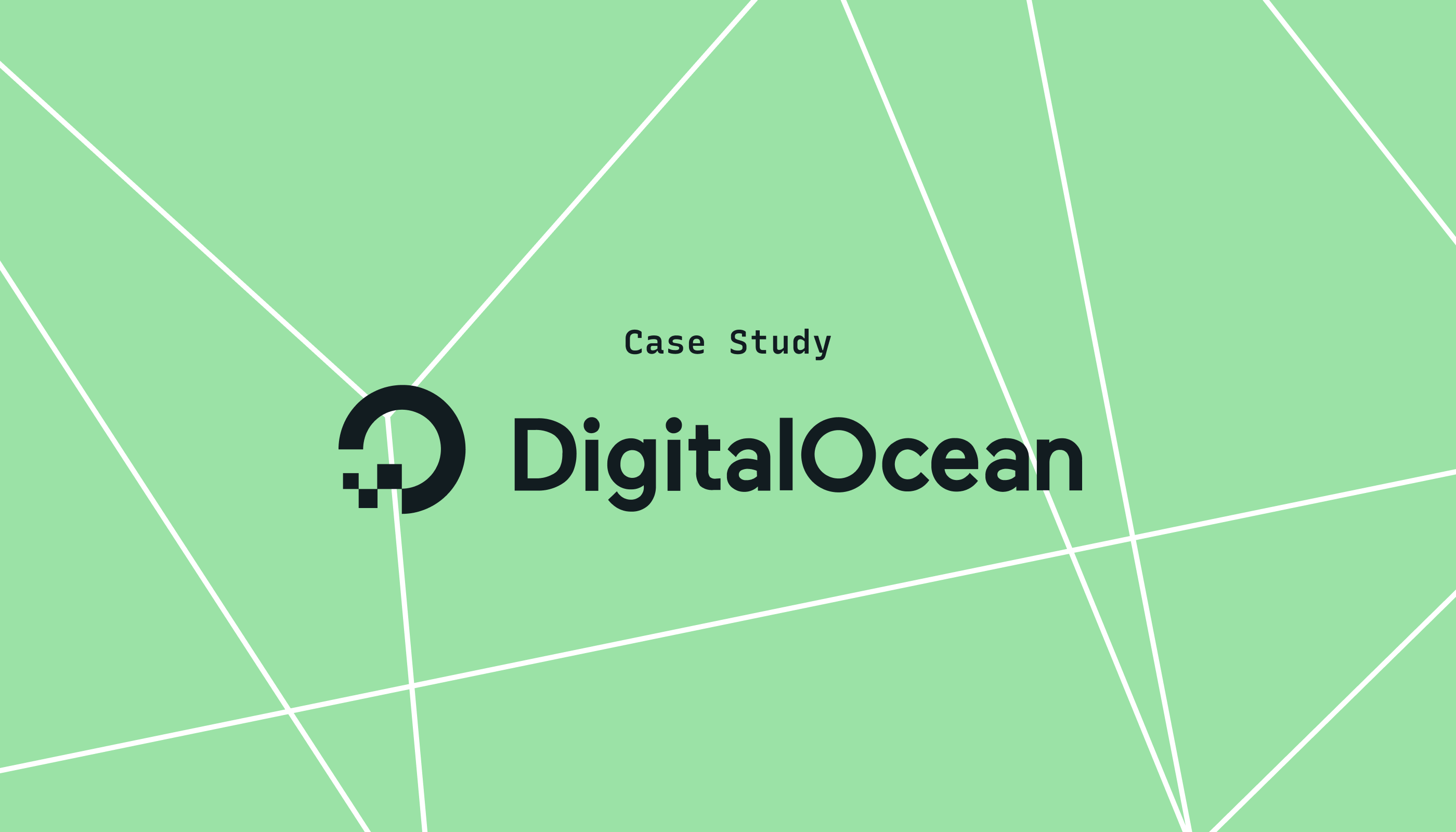 DigitalOcean uses Lightstep as a Source of Truth for its Distributed System, Saving 1000 Hours of Developer Time per Month