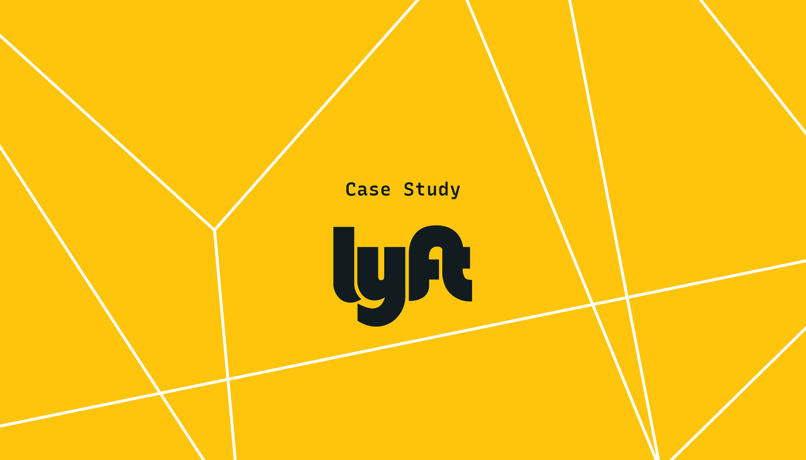 Lightstep Enables Lyft's Move to Microservices, Helping Drive Significant Revenue and Improving Product Efficiency
