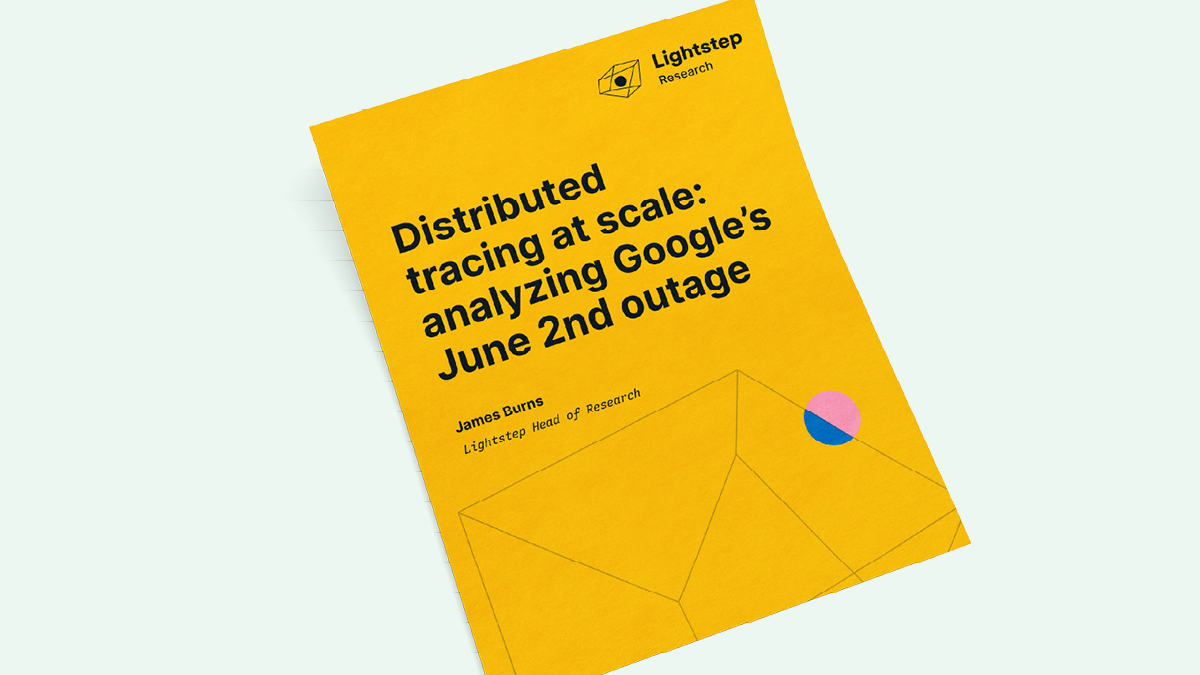Distributed Tracing at Scale: Analyzing Google's June 2nd Outage