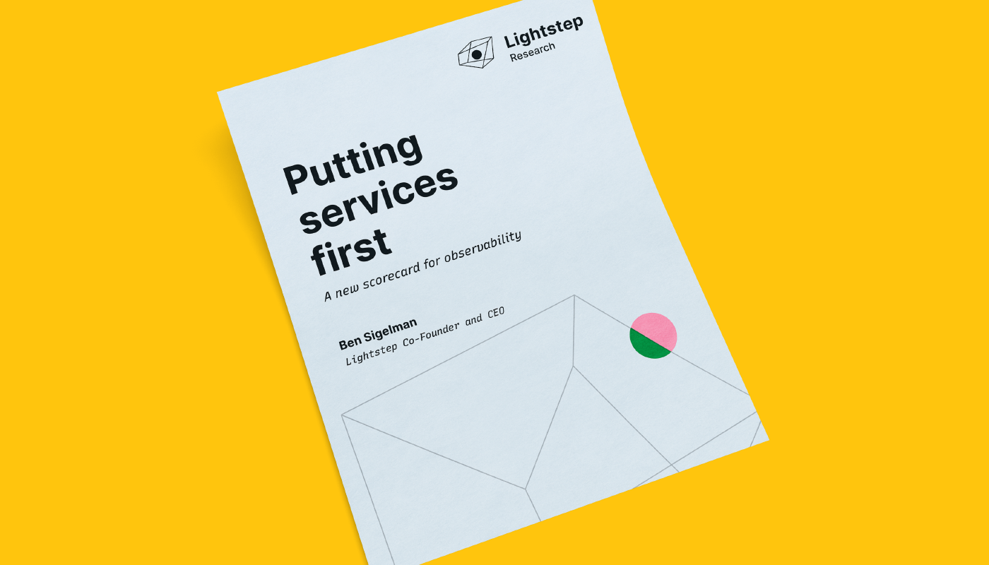 Putting Services First: A New Scorecard for Observability