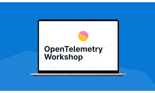 Live Workshop: Getting Started with OpenTelemetry in Javascript with Express and React