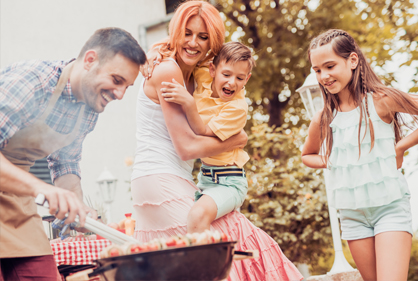 How to Host the Perfect Father's Day Garden BBQ