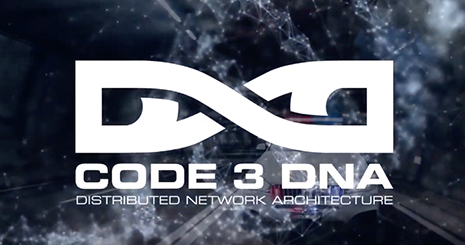 Code 3 Distributed Network Architecture