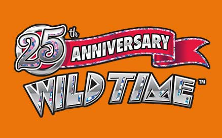 25th Anniversary Wild Time | Michigan Lottery