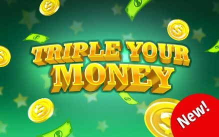 Triple Your Money Game Logo