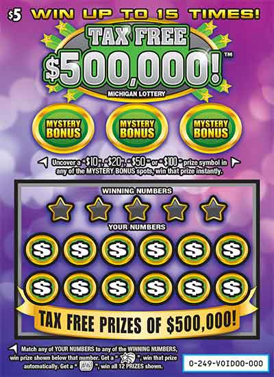 imagery in the lottery