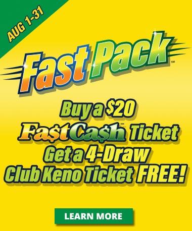Watch Club Keno Drawings | Michigan Lottery