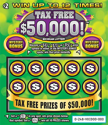 Michigan lottery instant games prizes remaining