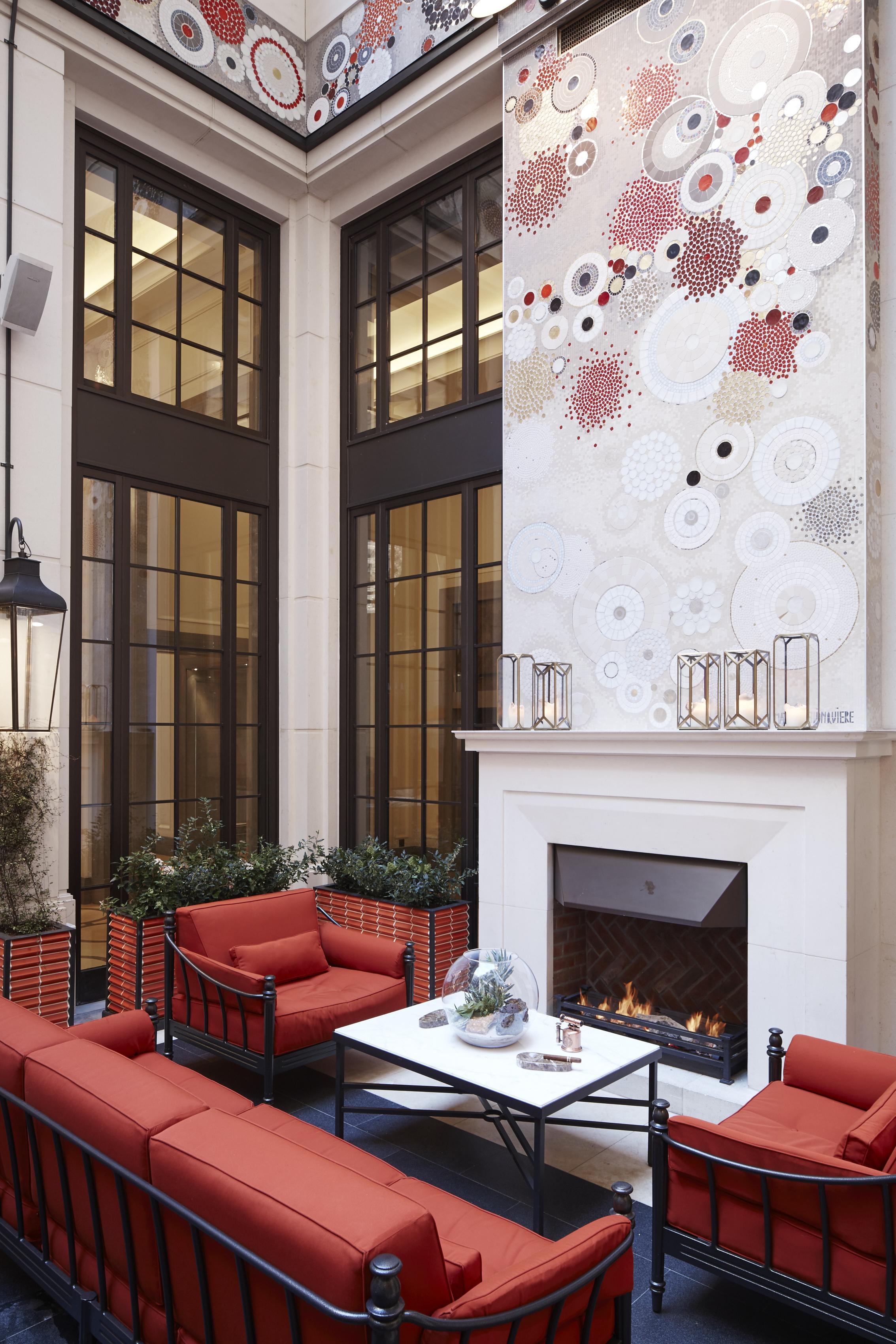 David Collins Studio   Award Winning Luxury Interior Design