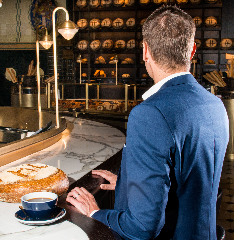 Harrods Roastery & Bake Foodhall - David Collins Studio
