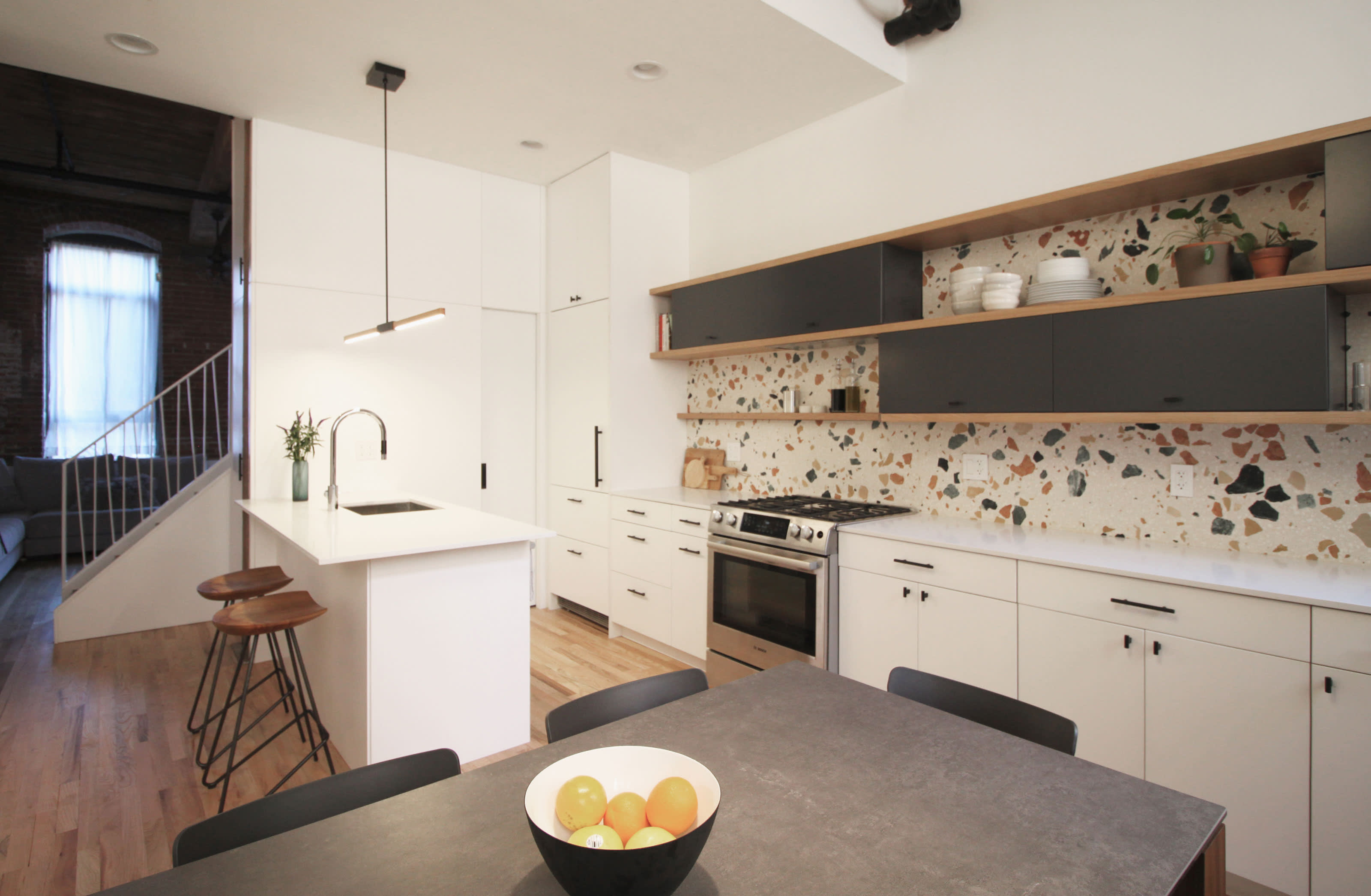 Park Slope e.g. Projects Kitchen Brooklyn