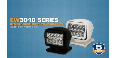 ECCO launches EW3010 Series Remote Spotlight