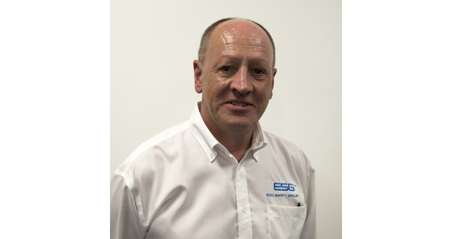 ECCO Safety Group EMEA has appointed Graham Darby as Area Sales Manager - Covering the North of England and Scotland