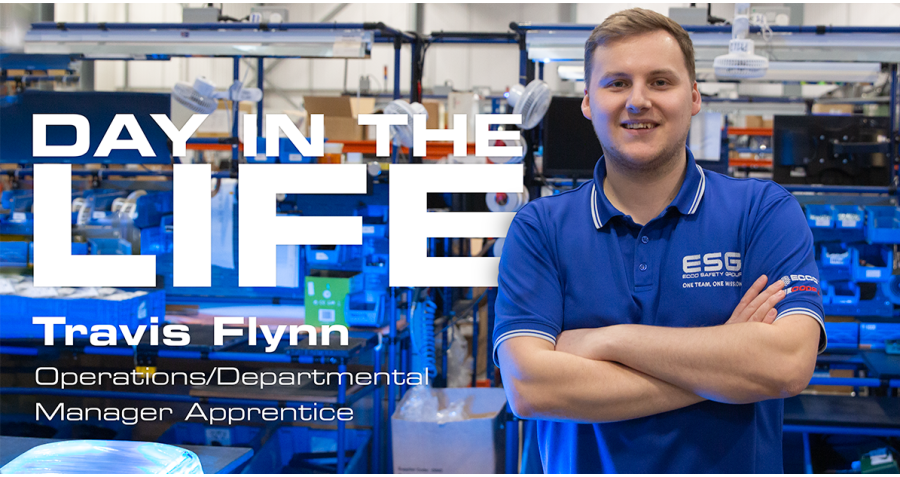 Day in the Life - Travis Flynn