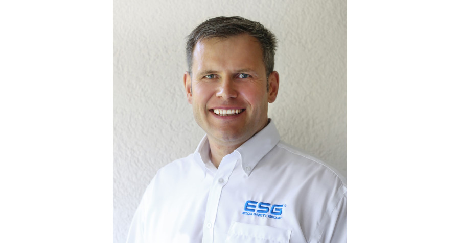 ESG appoints Marco Betsch as the Director of Finance EMEA