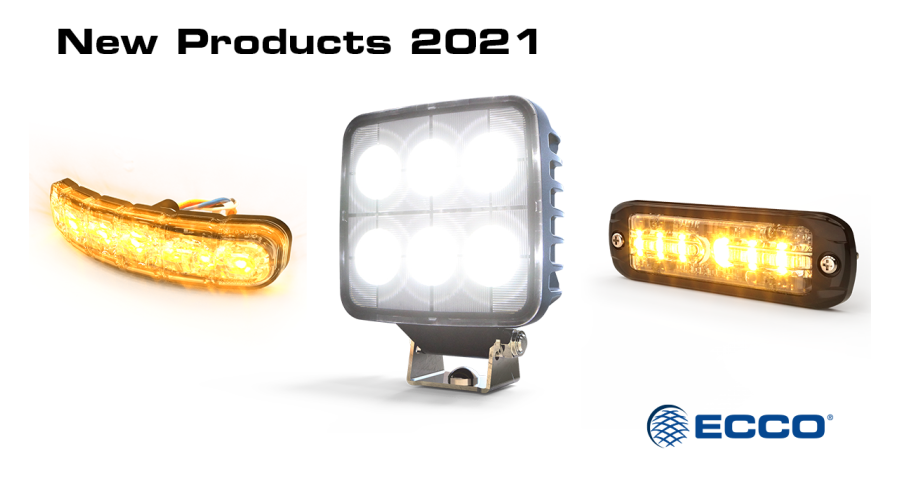 Bringing Innovation and Safety – new ECCO products released in 2021