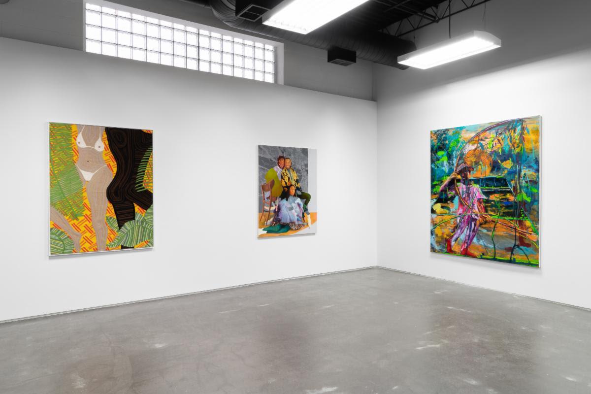 Monique Meloche's Art Basel OVR: Miami Beach Presentation