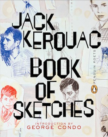 Book of Sketches by Jack Kerouac