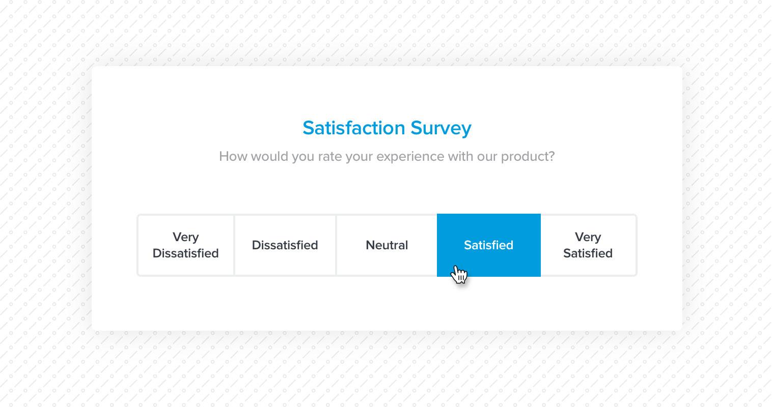 In-app surveys