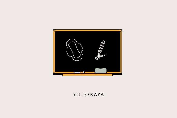 ilustracja yourkaya historia podpasek i tamponów