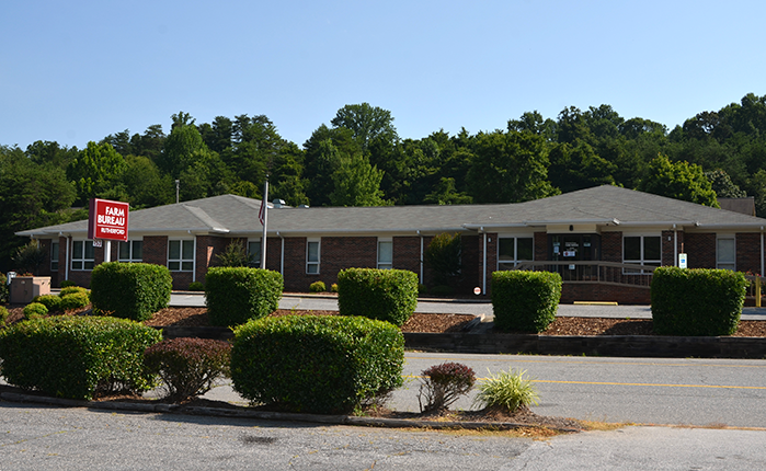 Rutherford Spindale office - NCFB Insurance