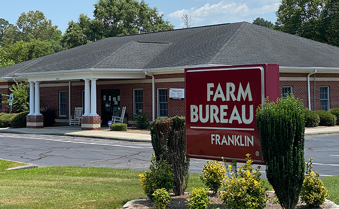 Franklin County Louisburg office - NCFB Insurance