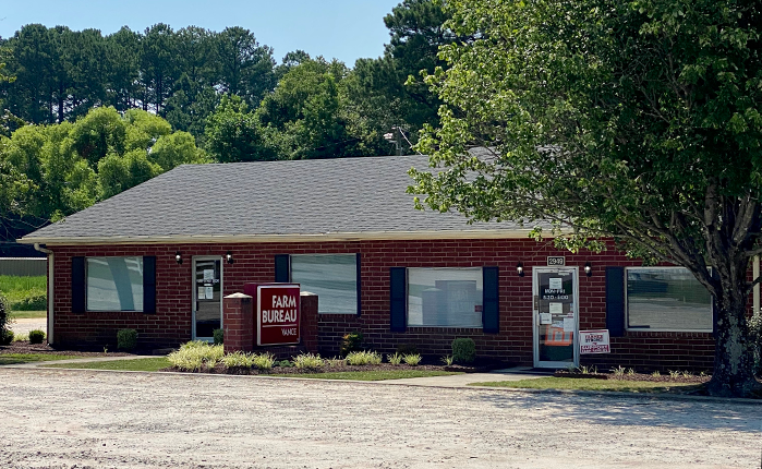 Vance County Office in Henderson