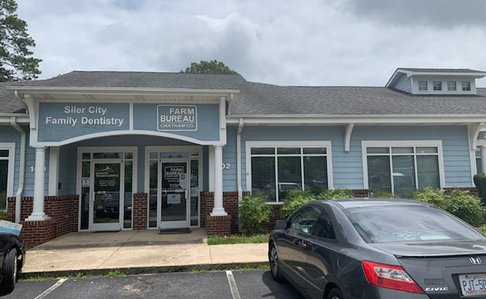 Chatham County Siler City office - NCFB Insurance
