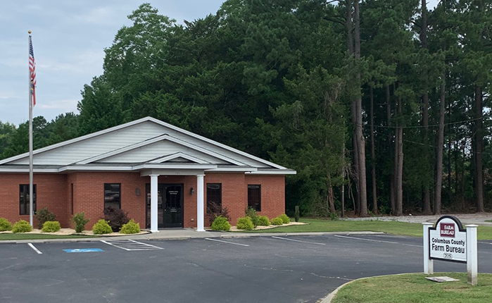 Columbus County Chadbourn office - NCFB Insurance