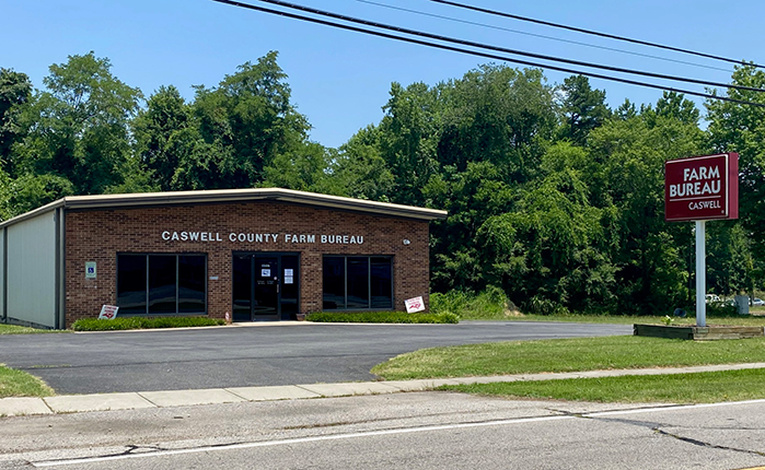 Caswell County Yanceyville office - NCFB Insurance