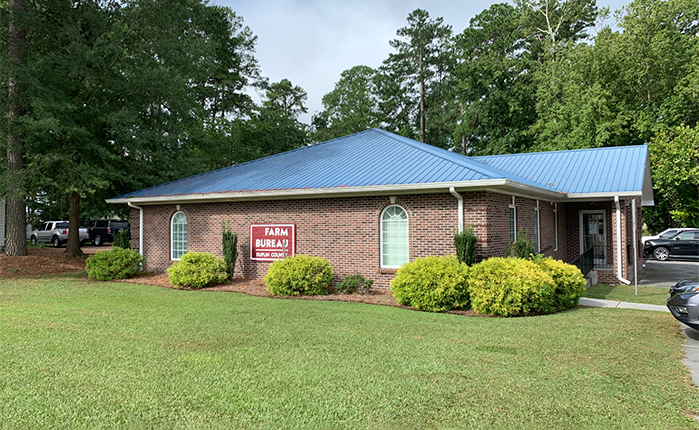 Duplin County Wallace office - NCFB Insurance