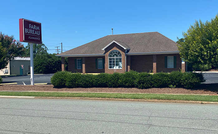 Alamance County Mebane office - NCFB Insurance