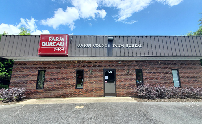 Union County Farm Bureau in Indian Trail