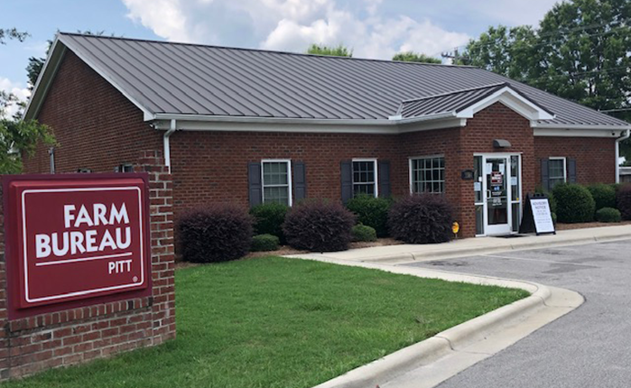 Pitt County Farmville office - NCFB Insurance