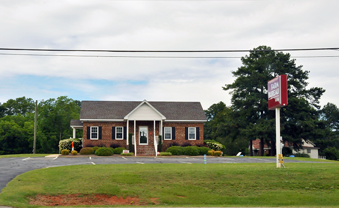 Nash County Bailey office - NCFB Insurance