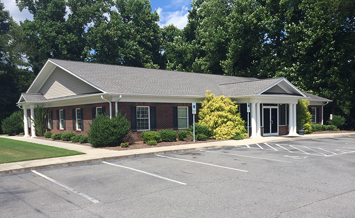 Rockingham Madison office - NCFB Insurance