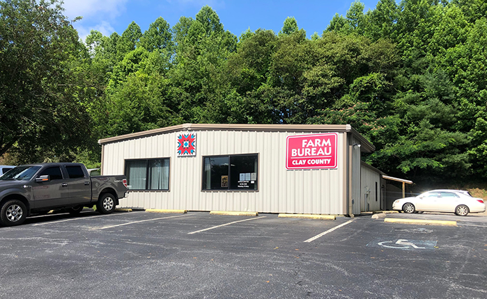 Clay County Hayesville office - NCFB Insurance