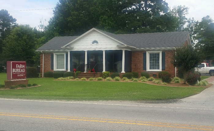 Harnett County Angier office - NCFB Insurance