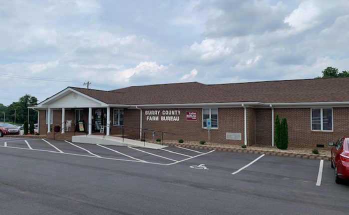 Surry County Office in Dobson