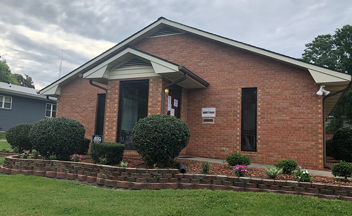 Anson County Office in Wadesboro