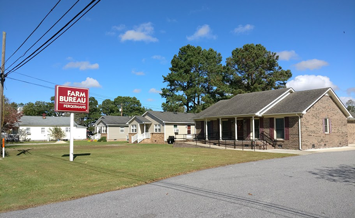 Perquimans County Hertford office - NCFB Insurance