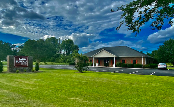 Craven County New Bern office - NCFB Insurance